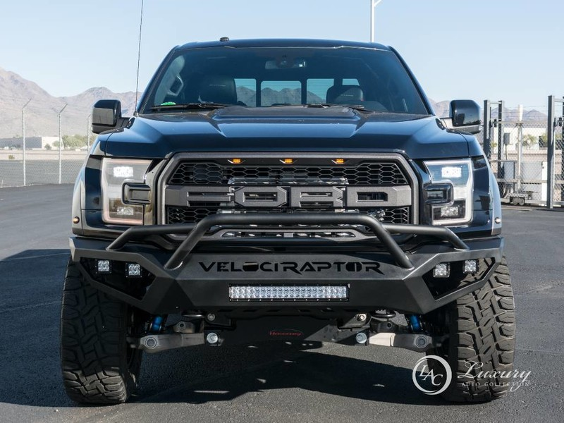 Pre Owned 2017 Ford F 150 Raptor Hennessey Velociraptor 6x6