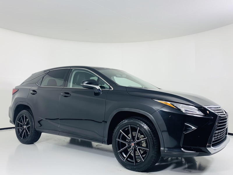 Pre Owned 2016 Lexus Rx 350 F Sport