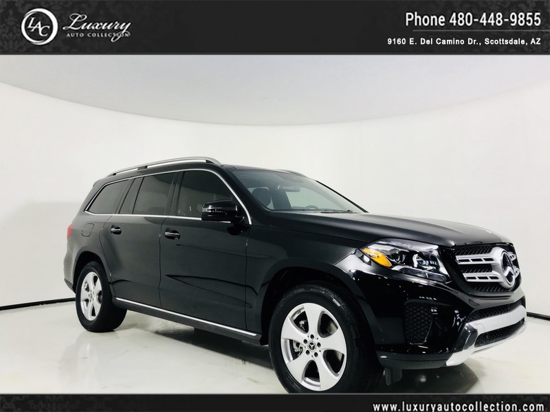 Pre Owned 2018 Mercedes Benz Gls 450 4matic Suv 7 Penger