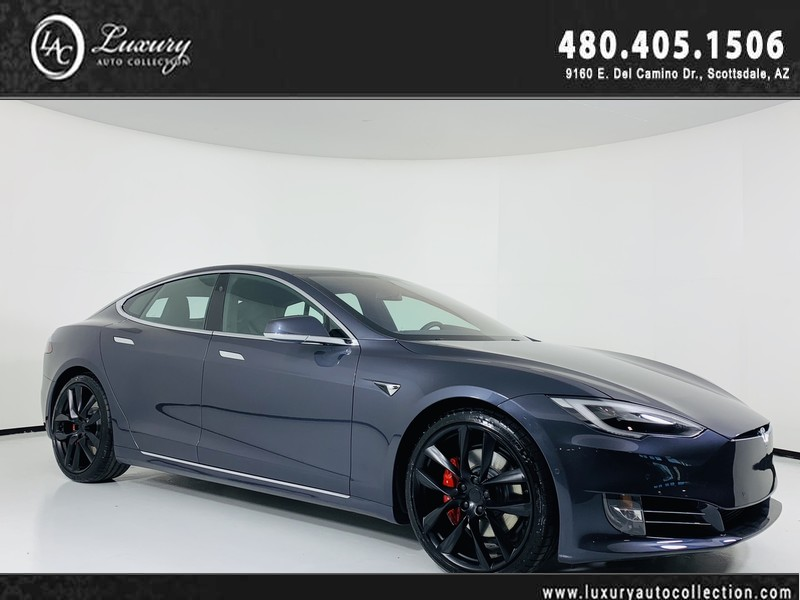 Pre Owned 2018 Tesla Model S P100d Awd Sedan