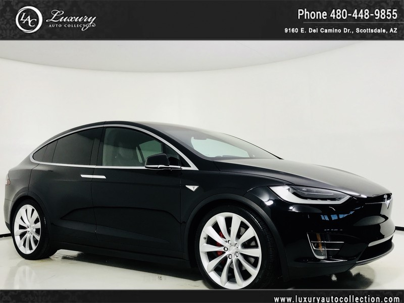 Pre Owned 2016 Tesla Model X P90d Signature Premium