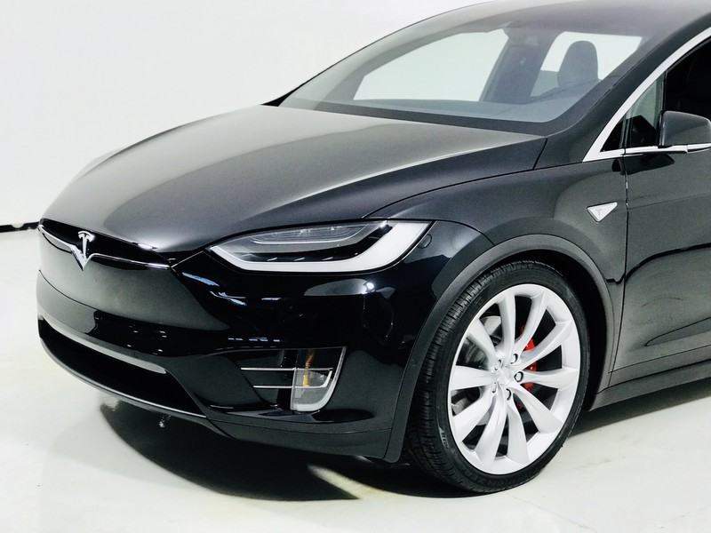 2016 tesla model x p90d signature awd suv suv in scottsdale 2466 luxury auto collection. Black Bedroom Furniture Sets. Home Design Ideas