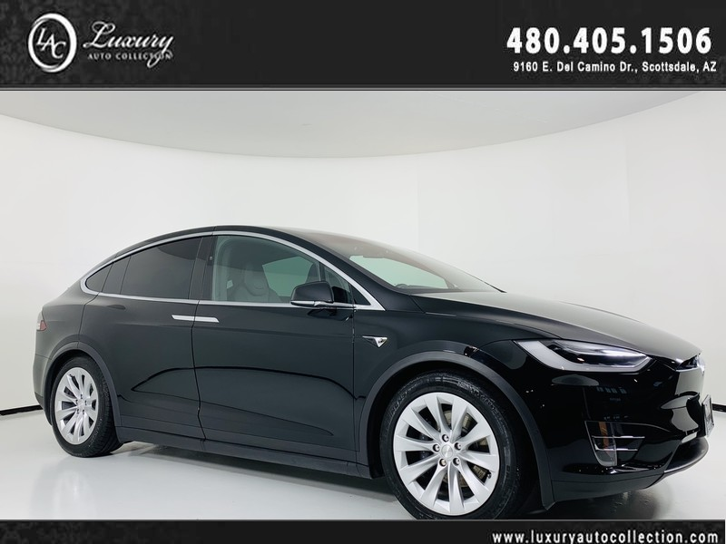 Pre Owned 2017 Tesla Model X 75d Awd Suv