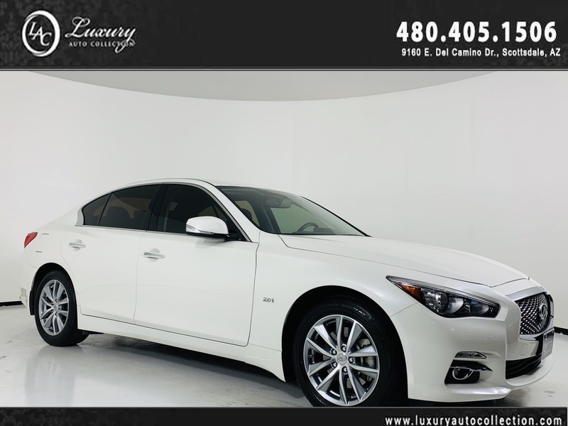 Pre Owned 2016 Infiniti Q50 2 0t Premium Plus Awd