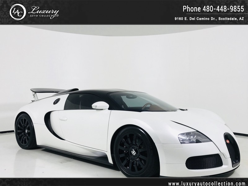 2006 Bugatti Veyron 16 4 W Gs Suspension Upgrade Coupe In