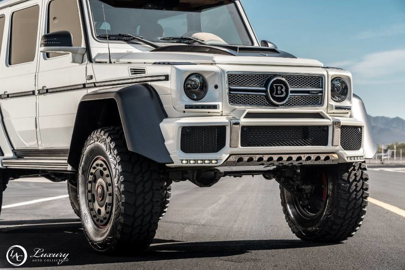2014 Mercedes-Benz G-Class G 63 AMG® 6X6 BRABUS B700 Package All Wheel  Drive 4MATIC SUV