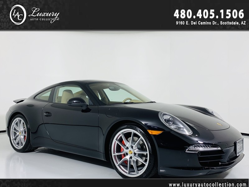 Pre Owned 2016 Porsche 911 Carrera S Coupe