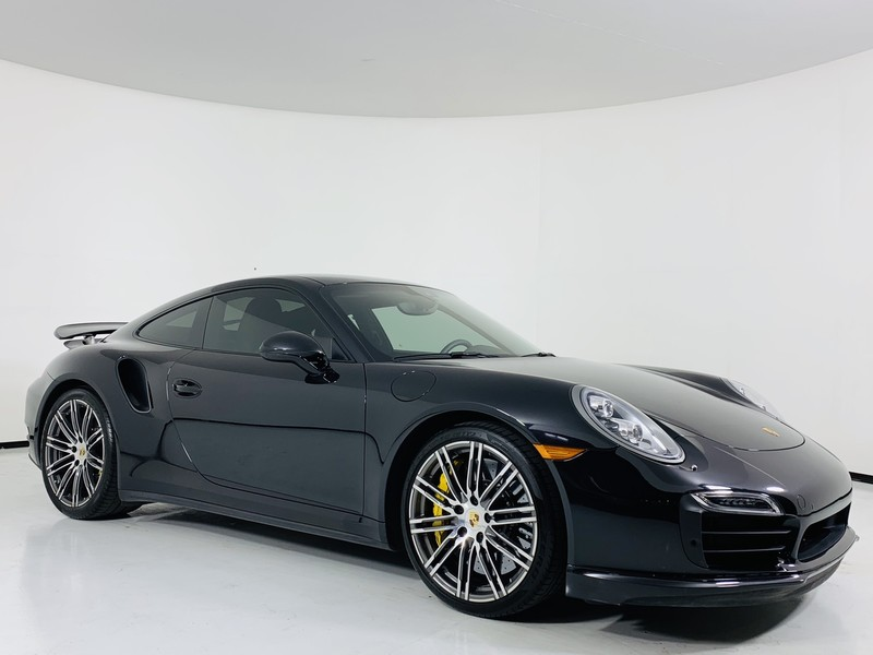 Pre Owned 2017 Porsche 911 Turbo S