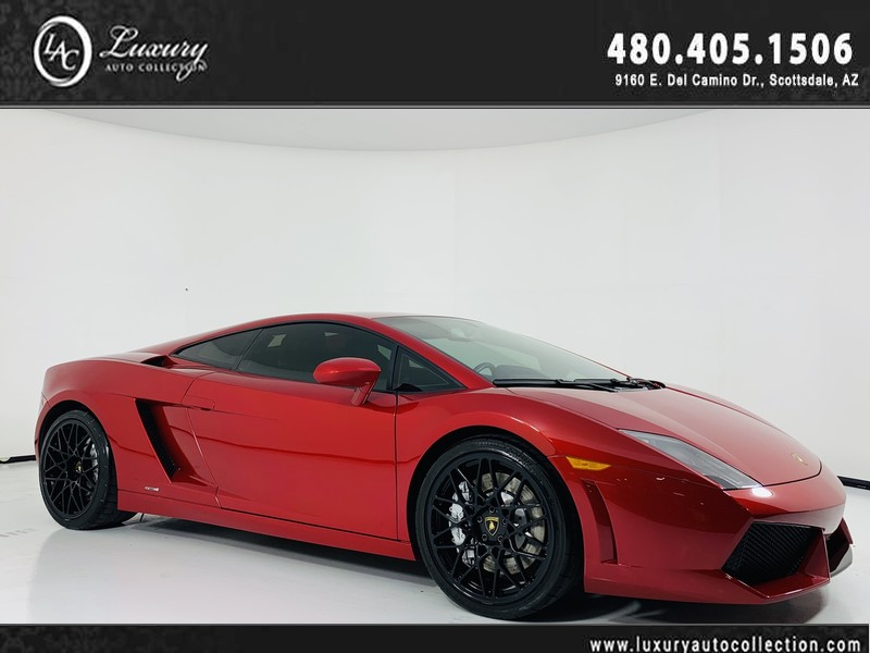 2009 Lamborghini Gallardo Lp560 4 Coupe In Scottsdale 2585b